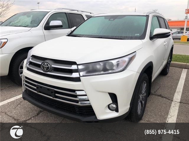 2019 Toyota Highlander XLE AWD SE Package (Stk: M190533) in Mississauga - Image 1 of 5