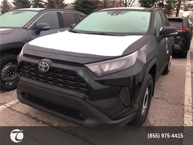 2019 Toyota RAV4 LE (Stk: M190607) in Mississauga - Image 1 of 5
