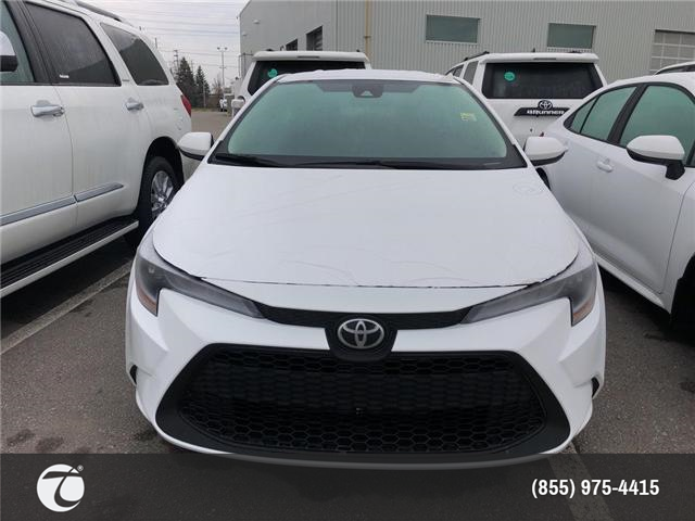 2020 Toyota Corolla LE (Stk: M200010) in Mississauga - Image 2 of 5