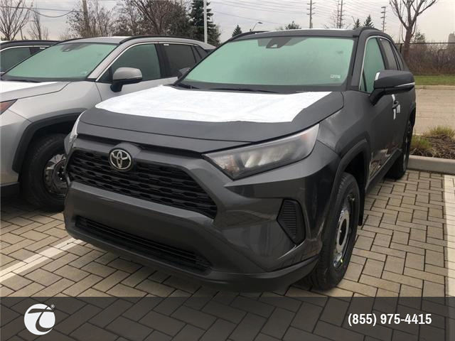 2019 Toyota RAV4 LE (Stk: M190619) in Mississauga - Image 1 of 5