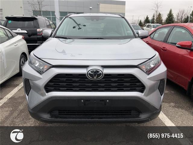 2019 Toyota RAV4 LE (Stk: M190392) in Mississauga - Image 2 of 5