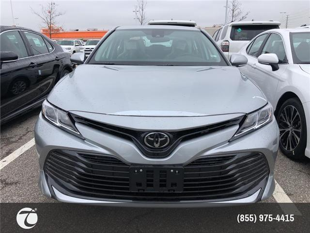 2019 Toyota Camry LE (Stk: M190422) in Mississauga - Image 2 of 5