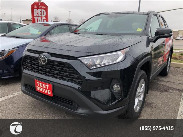 2019 Toyota RAV4 XLE (Stk: M190496) in Mississauga - Image 1 of 5