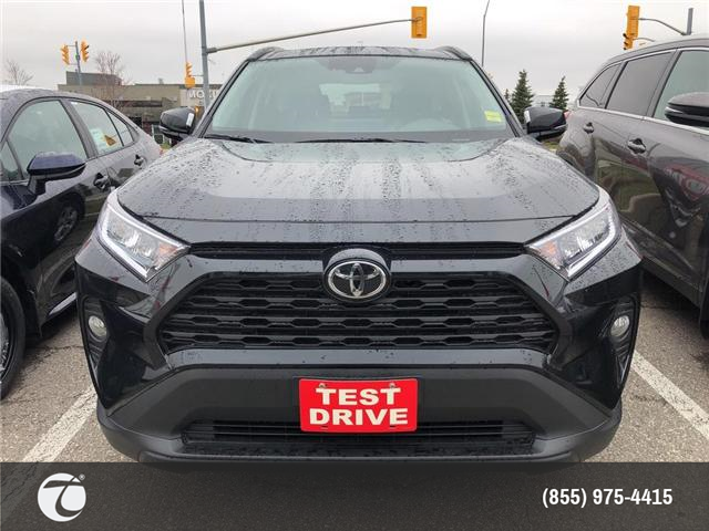2019 Toyota RAV4 XLE (Stk: M190496) in Mississauga - Image 2 of 5