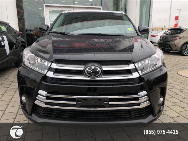 2019 Toyota Highlander XLE (Stk: M190535) in Mississauga - Image 2 of 5