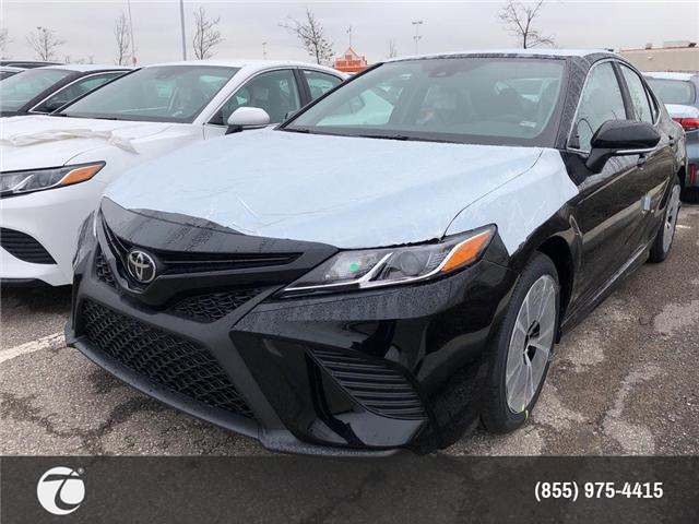 2019 Toyota Camry SE (Stk: M190621) in Mississauga - Image 1 of 5