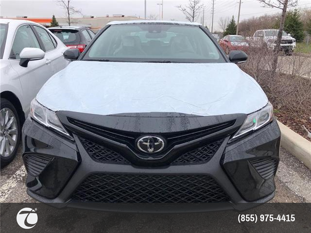 2019 Toyota Camry SE (Stk: M190621) in Mississauga - Image 2 of 5