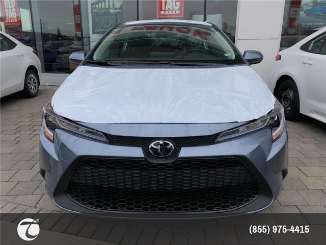 2020 Toyota Corolla L (Stk: M200022) in Mississauga - Image 2 of 5