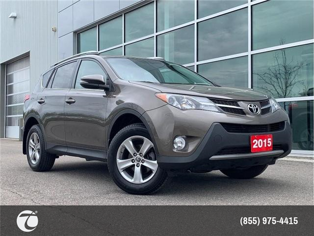 2015 Toyota RAV4 XLE AWD!! JUST TRADED !! (Stk: 31459) in Mississauga - Image 1 of 14