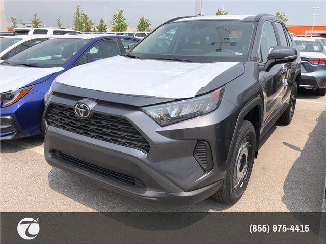 2019 Toyota RAV4 LE (Stk: M190675) in Mississauga - Image 1 of 5