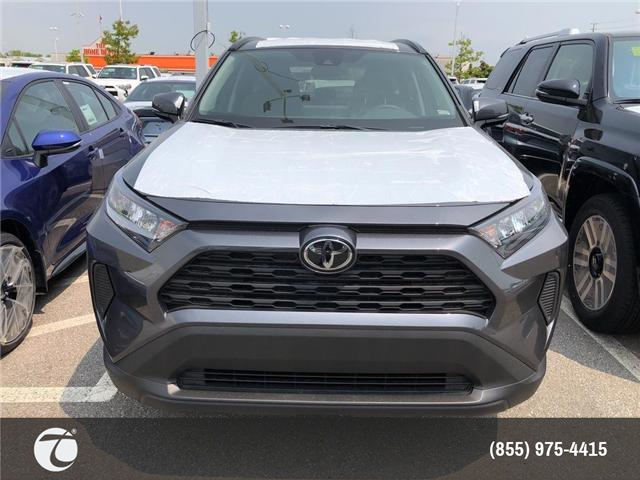 2019 Toyota RAV4 LE (Stk: M190675) in Mississauga - Image 2 of 5
