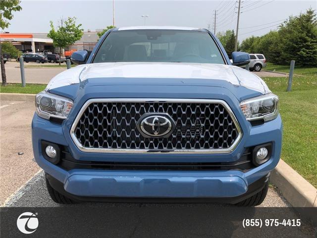 2019 Toyota Tacoma SR5 V6 (Stk: M190697) in Mississauga - Image 2 of 5