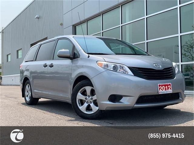 2012 Toyota Sienna CE!! NEW ARRIVAL !! (Stk: M190076A) in Mississauga - Image 1 of 17