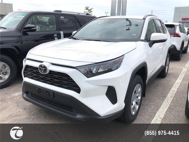 2019 Toyota RAV4 LE (Stk: M190644) in Mississauga - Image 1 of 5