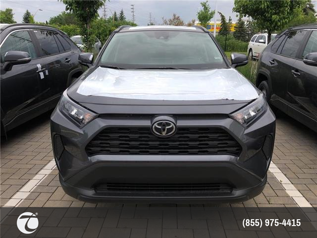 2019 Toyota RAV4 LE (Stk: M190655) in Mississauga - Image 2 of 5