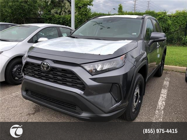 2019 Toyota RAV4 LE (Stk: M190718) in Mississauga - Image 1 of 5