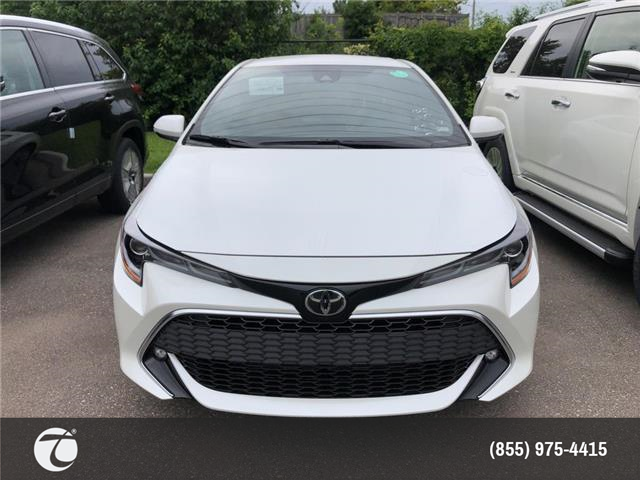 2019 Toyota Corolla Hatchback Base (Stk: M190761) in Mississauga - Image 2 of 5