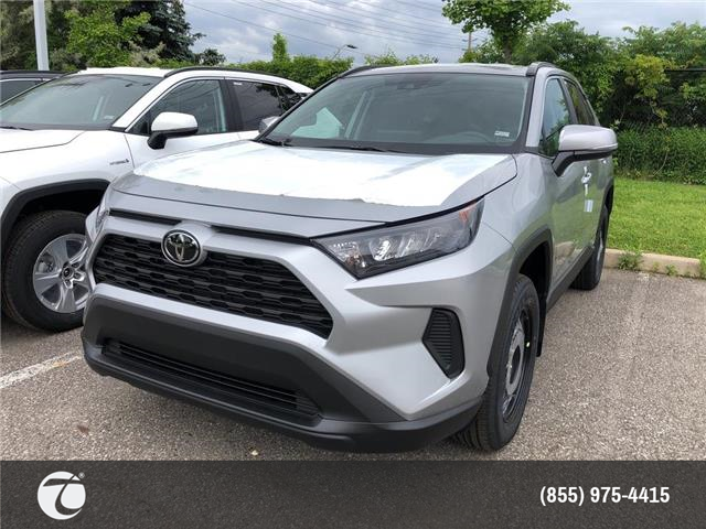 2019 Toyota RAV4 LE (Stk: M190762) in Mississauga - Image 1 of 5