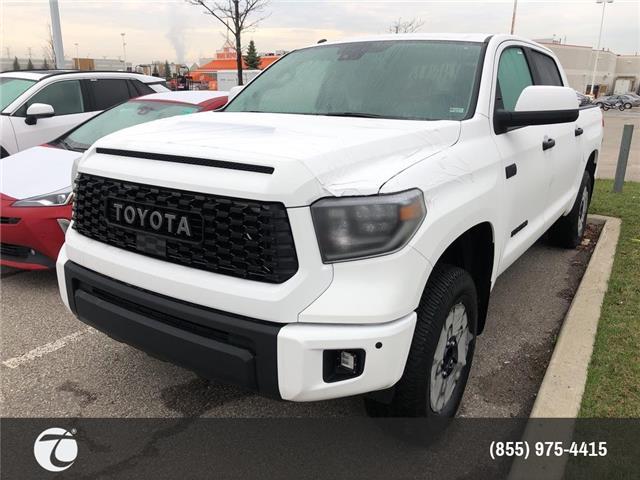 2019 Toyota Tundra SR5 Plus 5.7L V8 (Stk: M190541) in Mississauga - Image 1 of 5