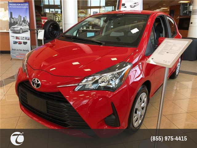 2019 Toyota Yaris LE (Stk: M190770) in Mississauga - Image 1 of 5
