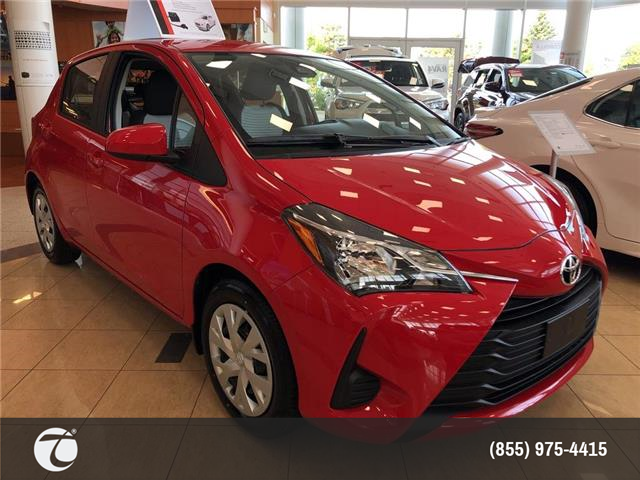 2019 Toyota Yaris LE (Stk: M190770) in Mississauga - Image 2 of 5