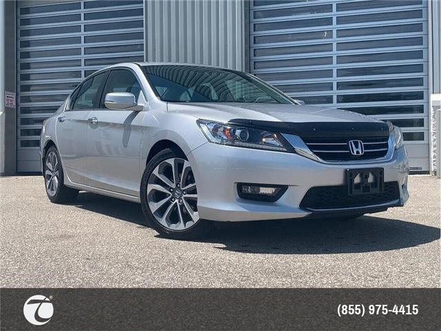 2014 Honda Accord Sedan Sport!! NEW ARRIVAL !! (Stk: M190779A) in Mississauga - Image 1 of 16