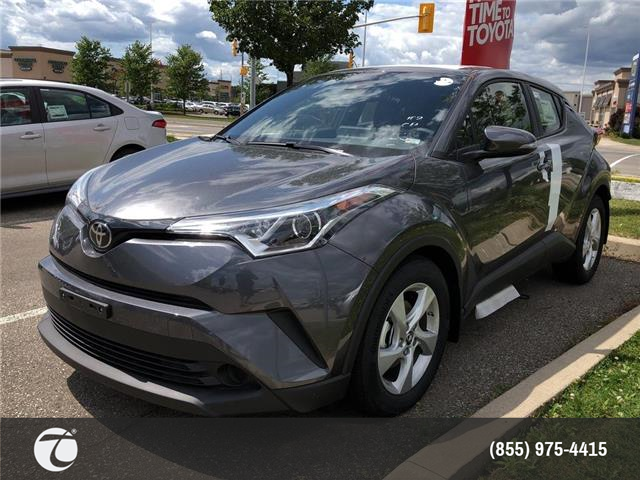 2019 Toyota C-HR XLE Package (Stk: M190724) in Mississauga - Image 1 of 5