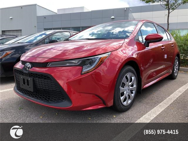 2020 Toyota Corolla LE (Stk: M200083) in Mississauga - Image 1 of 5