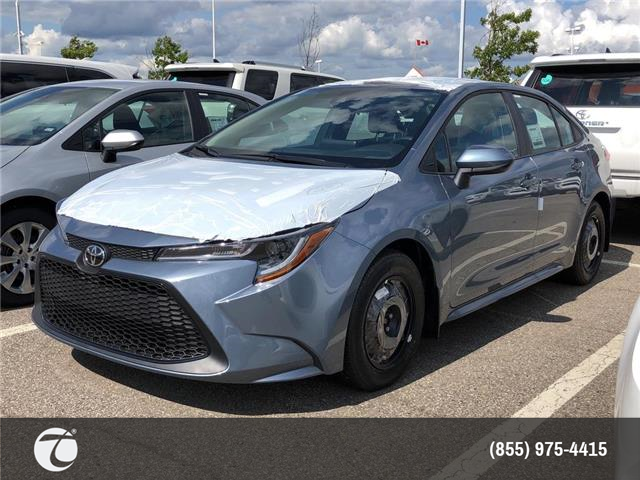 2020 Toyota Corolla L (Stk: M200131) in Mississauga - Image 1 of 5