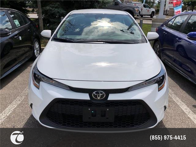 2020 Toyota Corolla L (Stk: M200135) in Mississauga - Image 2 of 5