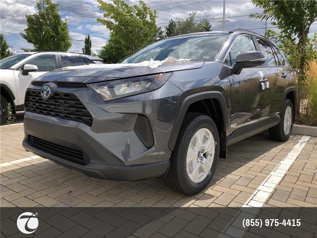 2019 Toyota RAV4 Hybrid LE (Stk: M190822) in Mississauga - Image 1 of 5