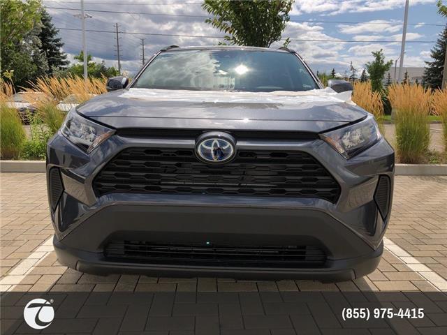 2019 Toyota RAV4 Hybrid LE (Stk: M190822) in Mississauga - Image 2 of 5