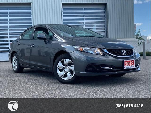 2013 Honda Civic LX!! NEW ARRIVAL !! (Stk: M200152A) in Mississauga - Image 1 of 15