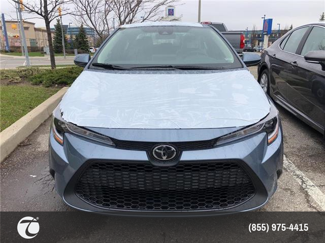 2020 Toyota Corolla LE (Stk: M200019) in Mississauga - Image 2 of 5