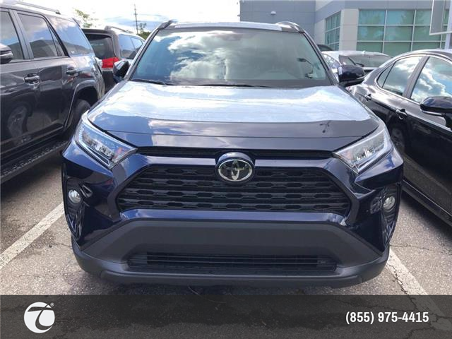 2019 Toyota RAV4 XLE (Stk: M190839) in Mississauga - Image 2 of 5