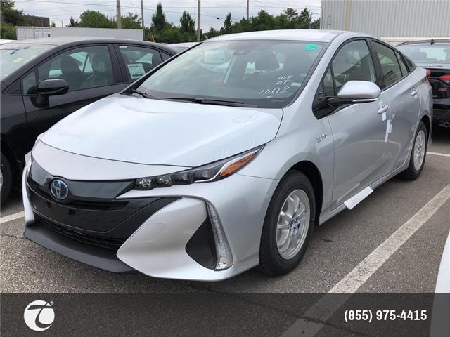 2020 Toyota Prius Prime Base (Stk: M200189) in Mississauga - Image 1 of 5