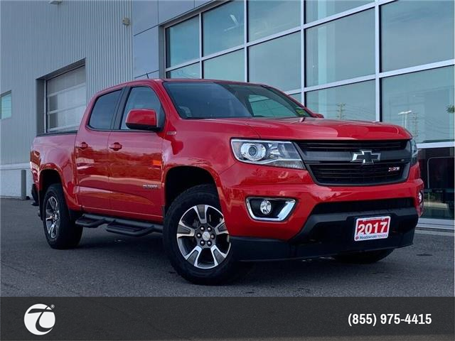 2017 Chevrolet Colorado 4WD Z71!! ACCIDENT FREE !! (Stk: M190613A) in Mississauga - Image 1 of 18