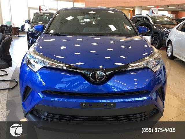 2019 Toyota C-HR Base (Stk: M190873) in Mississauga - Image 2 of 5