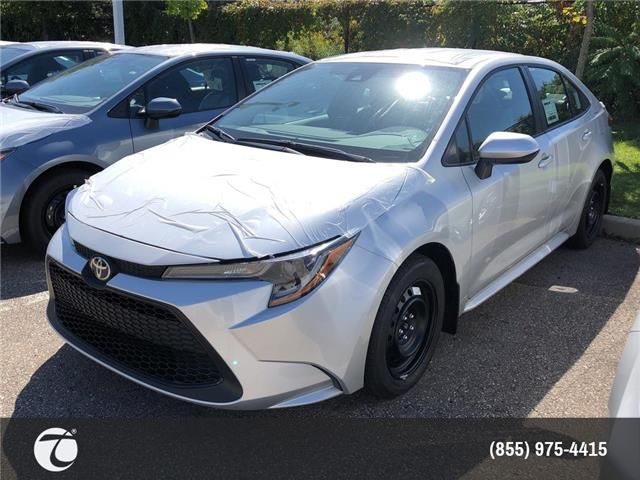 2020 Toyota Corolla LE (Stk: M200216) in Mississauga - Image 1 of 5