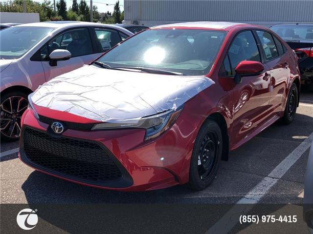 2020 Toyota Corolla LE (Stk: M200211) in Mississauga - Image 1 of 5