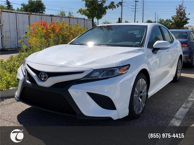 2020 Toyota Camry SE (Stk: M200223) in Mississauga - Image 1 of 5