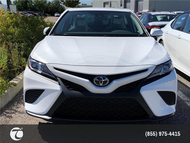 2020 Toyota Camry SE (Stk: M200223) in Mississauga - Image 2 of 5
