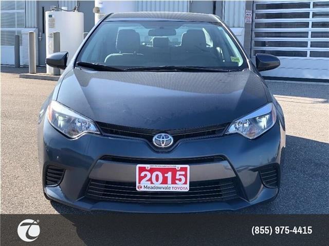 2015 Toyota Corolla LE (Stk: M190868A) in Mississauga - Image 2 of 21