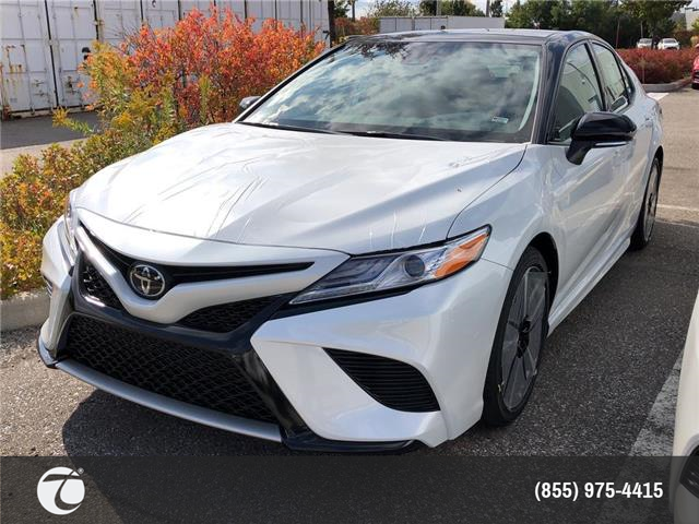 2020 Toyota Camry XSE (Stk: M200238) in Mississauga - Image 1 of 5