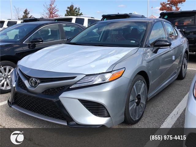 2020 Toyota Camry XSE (Stk: M200237) in Mississauga - Image 1 of 5