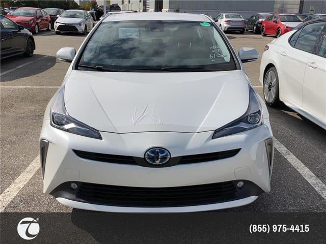 2020 Toyota Prius Technology (Stk: M200243) in Mississauga - Image 2 of 5