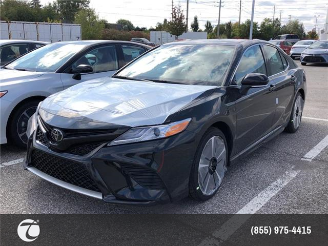 2020 Toyota Camry XSE (Stk: M200239) in Mississauga - Image 1 of 5