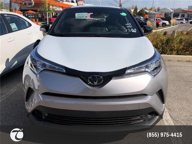 2019 Toyota C-HR Base (Stk: M190930) in Mississauga - Image 2 of 5