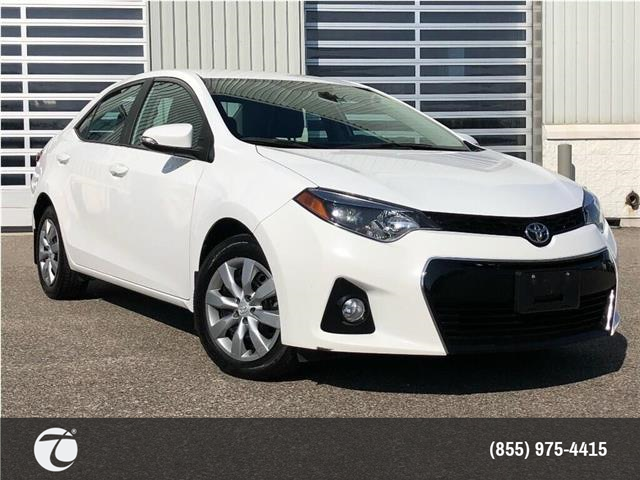 2016 Toyota Corolla S (Stk: M200123A) in Mississauga - Image 1 of 21