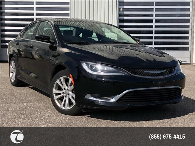 2015 Chrysler 200 LIMITED! NEW ARRIVAL ! (Stk: M190891A) in Mississauga - Image 1 of 14